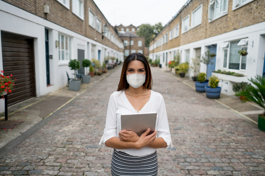 UK letting agents can continue to work in 2021 lockdown